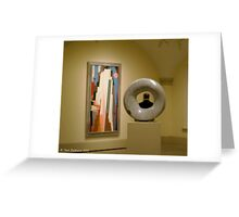 Eye of the admirer Greeting Card