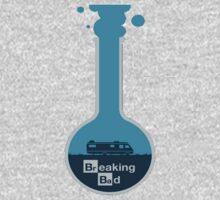 Breaking Bad Beaker Design by bc98