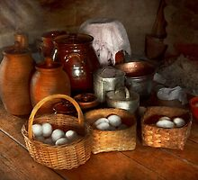 Food - Eggs - Country breakfast  by Mike  Savad
