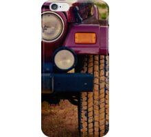 Jeep Jeep Jeep iPhone Case/Skin