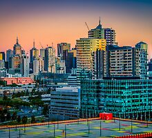 Mercurial Melbourne by Russell Charters