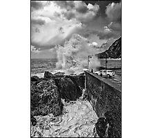 Ocean Explosion! Photographic Print