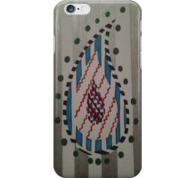 A Foreign Raindrop iPhone Case/Skin