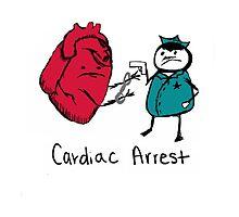 Cardiac Arrest by KaitlynTTran