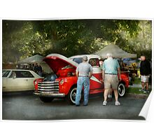 Car - Guys and cars Poster