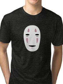 Spirited Away - No Face Tri-blend T-Shirt