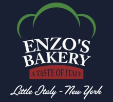 Enzo's Bakery Kids Clothes