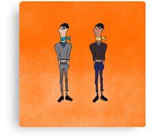 Persona 11 Canvas Print