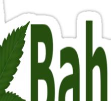 0194 I Love Bahrain Sticker