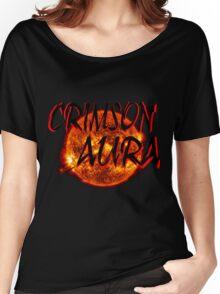 crimson aura 6 Women's Relaxed Fit T-Shirt
