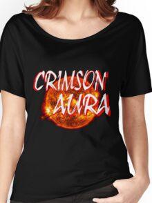 crimson aura 7 Women's Relaxed Fit T-Shirt
