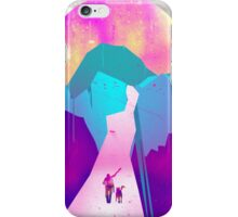 Journey to the unknown iPhone Case/Skin
