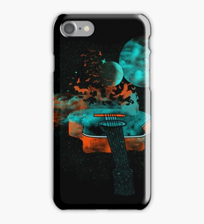 Music is my Universe iPhone Case/Skin