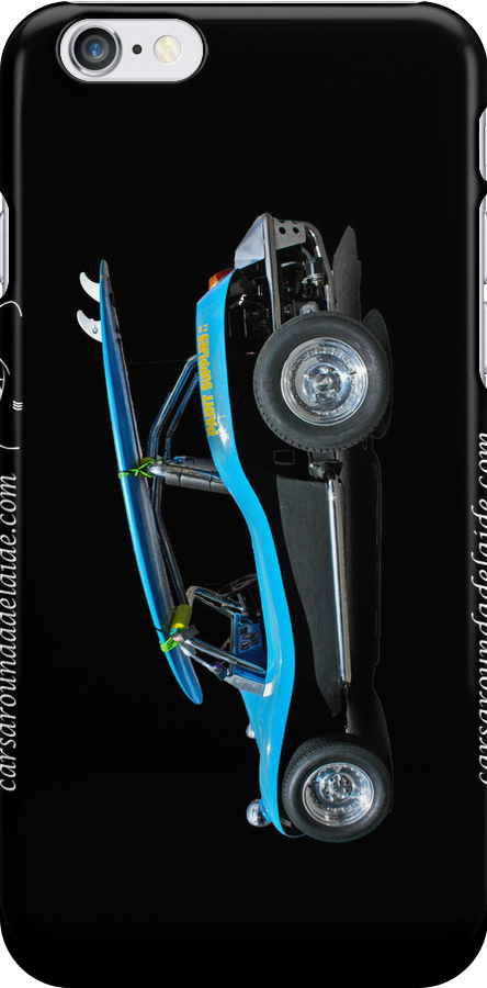 Blue Volkswagen Beach Buggy by Ferenghi