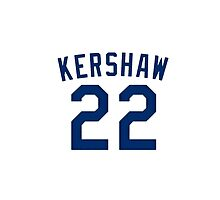 Los Angeles Dodgers: Clayton Kershaw Jersey Phone Case by AndrewTheGOAT
