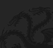 House Targaryen by benjamagnus