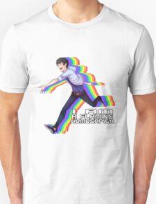 Flaming Homosapien! T-Shirt