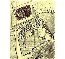 Sweaty Trials ~ Gaming Memories Photographic Print