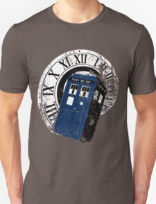 Doctor Who Tardis in Space T-shirt T-Shirt