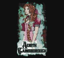 Aerith by beanzomatic