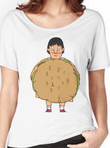 Gene Belcher Illustration Women's Relaxed Fit T-Shirt