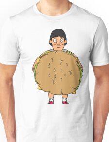 Gene Belcher Illustration Unisex T-Shirt