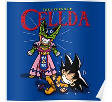 The legend of Cellda Poster