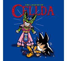 The legend of Cellda Photographic Print