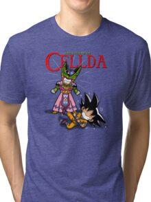 The legend of Cellda Tri-blend T-Shirt