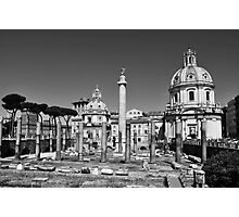Roman Ruins III Photographic Print