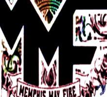 Memphis May Fire Logo! Sticker