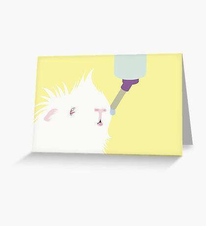 Keep Hydrated Greeting Card