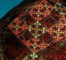 Cubeland by Matitechnique