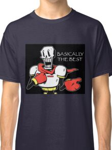Papyrus from Undertale Classic T-Shirt