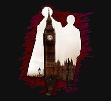 Sherlock Holmes Sillhoute Unisex T-Shirt