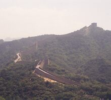 Great Wall of China by Chautime