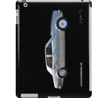 Holden HK Premier in Silver Fox with reverse cowling iPad Case/Skin