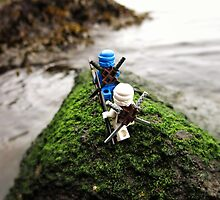 Winter tide-pool fishing part 2 by bricksailboat