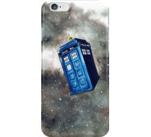 Tardis 0 iPhone Case/Skin