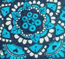 Blue Belle Sticker