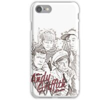 Andy Griffith Sketch iPhone Case/Skin