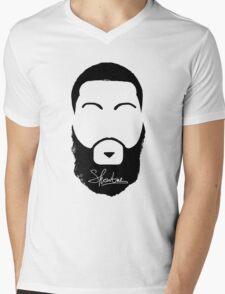 Showtime Barber Mens V-Neck T-Shirt
