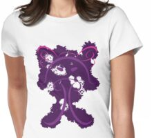 Frantonio (on part purple) Womens Fitted T-Shirt