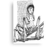 The Stalk Canvas Print