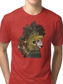 Black Cockatoo Tri-blend T-Shirt