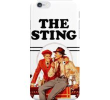 The Sting iPhone Case/Skin