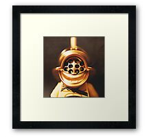Gladiator Framed Print