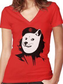 Very Revolution Women's Fitted V-Neck T-Shirt