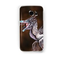 Velociraptor Reconstruction Samsung Galaxy Case/Skin