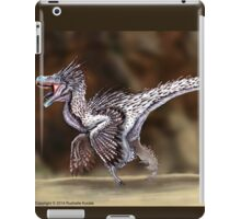 Velociraptor Reconstruction iPad Case/Skin